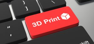 3D printing concept.